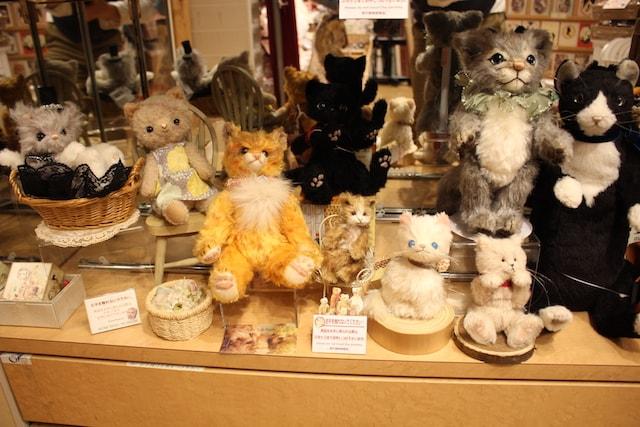 1点ものの猫の人形の作品1 by ドールショップ・タイムロマン