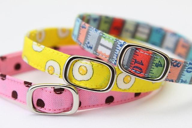 猫の首輪 by ごとー猫首輪製作所