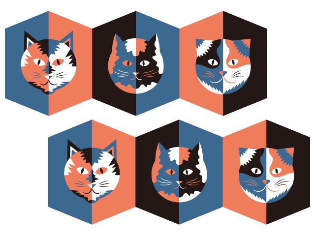 メゾンドリーファーが6周年記念、猫アイテムのコレクションを展開