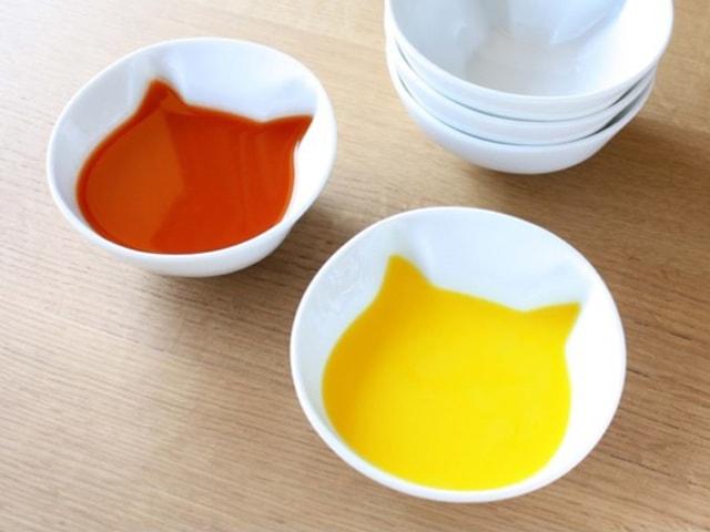スープを注ぐと猫が浮かび上がる!ecruの新作「ねこスープボール」