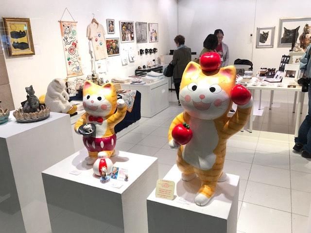 パリ・NEKO・コレクション2018の開催風景