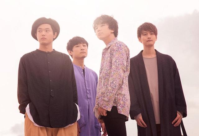 4人組ロックバンドBrian the Sun
