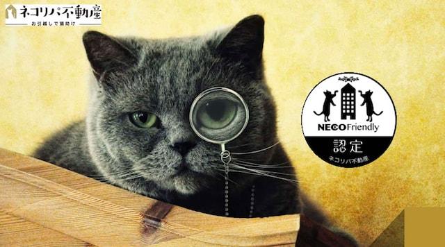 猫専門の不動産仲介サイト「ネコリパ不動産」