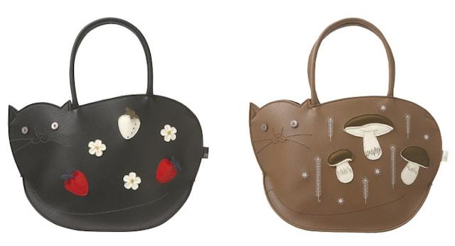 ROOTOTE(ルートート)の猫をモチーフにした新しいバッグ「Mon Chat(モンシャ)」