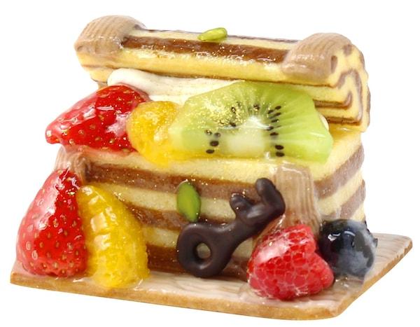ユーハイムのケーキ「伝説の宝箱」
