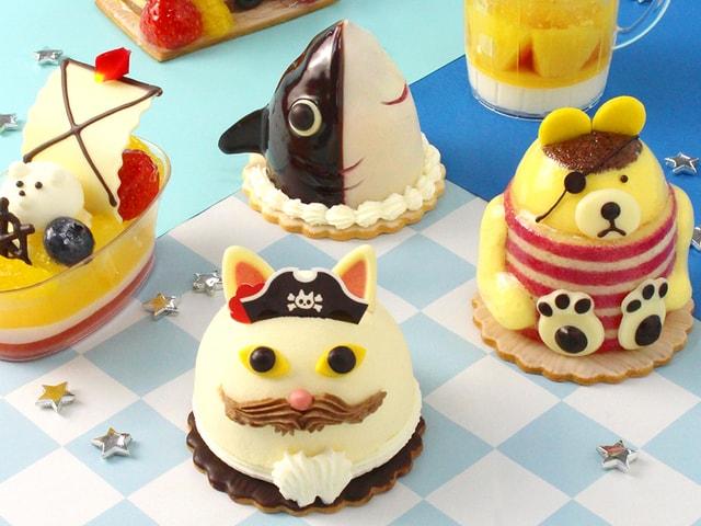 ユーハイムから美味しそうな夏の新作ケーキ「ネコ船長」が発売されるニャ