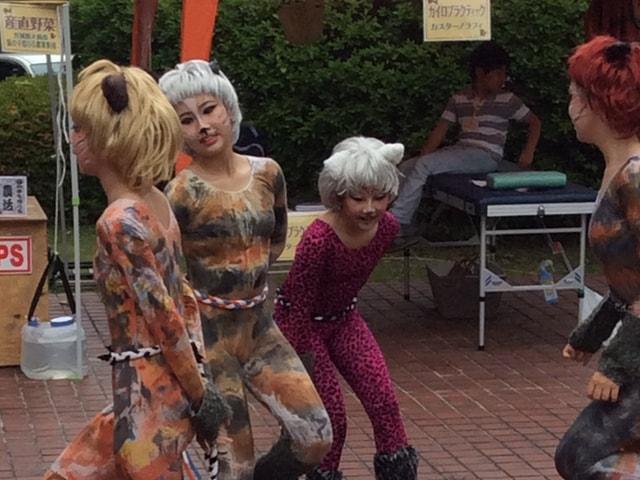 町の復興と地域活性化を兼ねた「上杉ねこまつり」6/3に仙台で開催