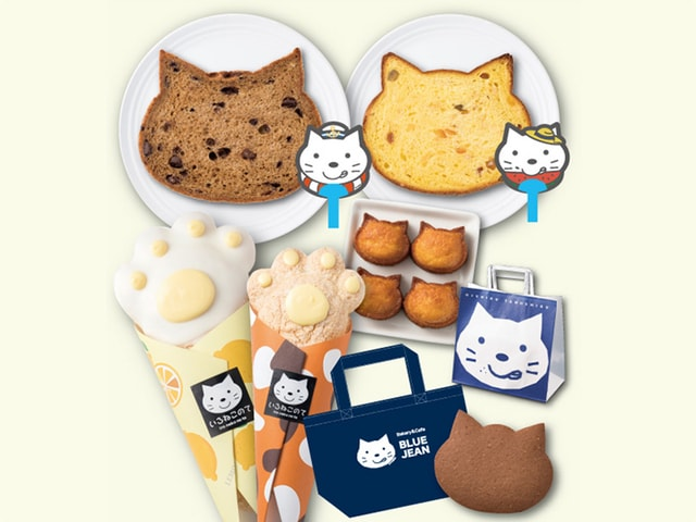 1日限定60袋!猫パンや猫スイーツが詰まった「いろねこセット」が販売中