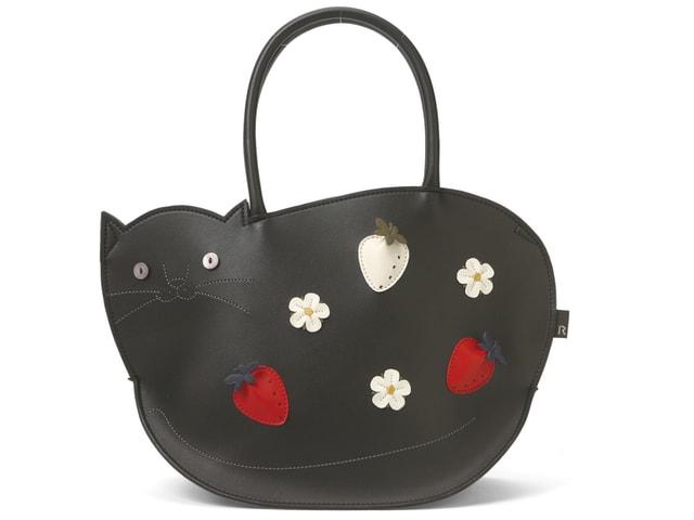 ROOTOTEから新しい猫のトートバッグ「Mon Chat(モンシャ)」がデビュー