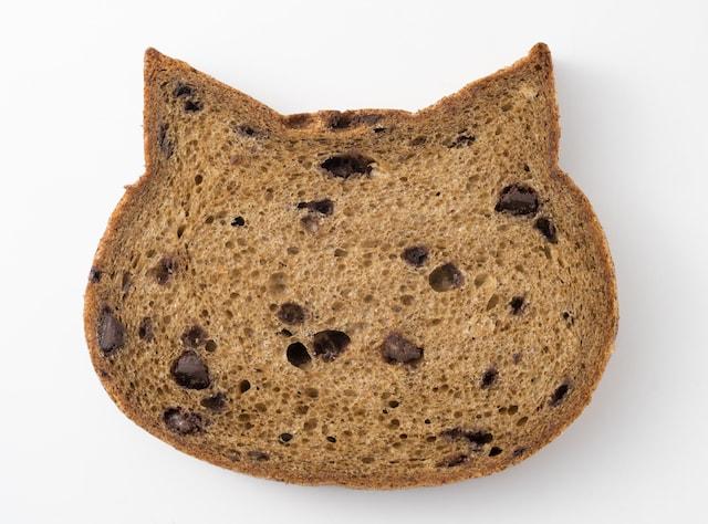 いろねこ食パン+(チョコ&コーヒー)