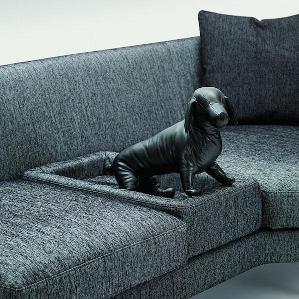 ペットベッドとも組み合わせ可能なソファ「Pedana ペダーナ」