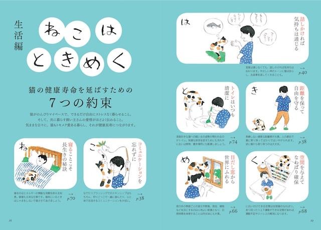 Junichi Kato氏のイラスト by 猫のための 家庭の医学