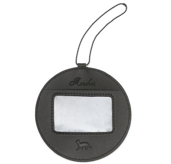 猫バッグ Mon Chat(モンシャ)ブラックカラーに付属するカードケース