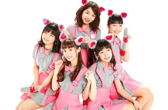 5人組アイドルグループ「Wi-Fi-5」