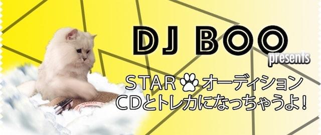 DJ BOO presents STARにゃんこオーディション 〜CDとトレカになっちゃうよ!〜
