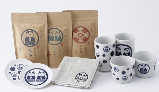 ねこ茶商のシリーズアイテム大集合