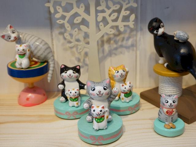逗子に新しい猫グッズのお店「petit necol(プチネコル)」がオープン