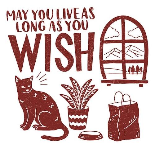 「猫たちを守る十勝Wishの会」とJAMMINのコラボチャリティーTシャツ