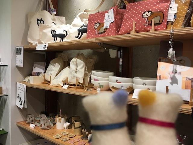「Hoo Nyan Boo(雑貨専門店)」 by にゃらまち猫祭りの出展店舗