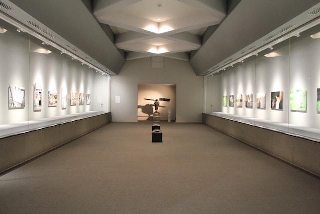 「ねこ写真家 関由香 15周年記念 ~台湾 ねこうらら~」の展示風景
