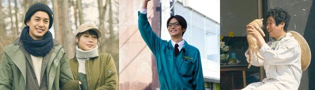 映画「旅猫リポート」の追加キャスト4名、広瀬アリス、大野拓朗、山本涼介、前野朋哉