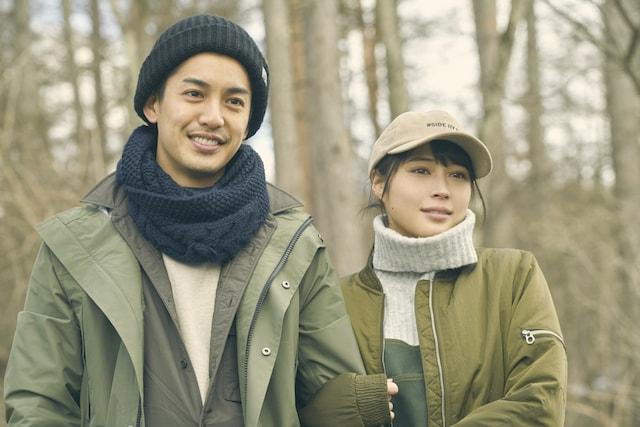 映画「旅猫リポート」で夫婦役の大野拓朗と広瀬アリス