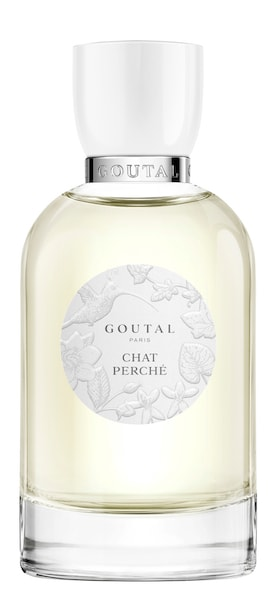 アニック グタールの香水「シャ ペルシェ(CHAT PERCHÉ)」のボトル
