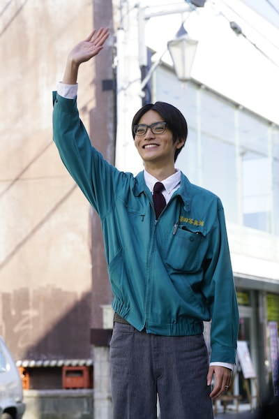 映画「旅猫リポート」で主人公の旧友役を演じる山本涼介