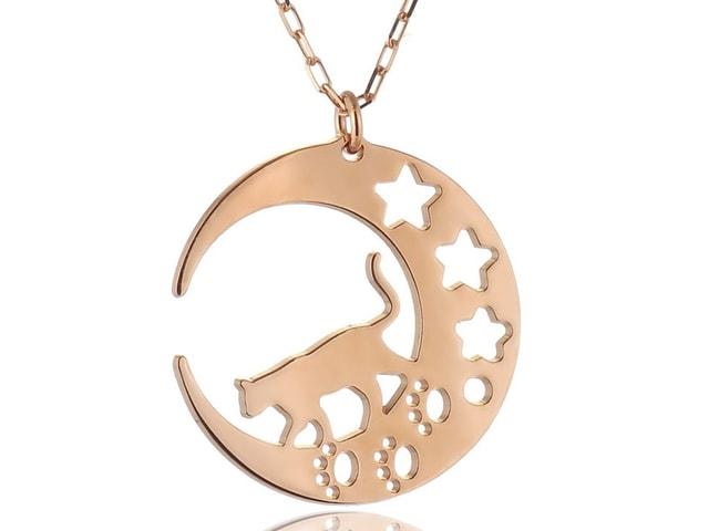 CATTY BELLE から「猫と星」をテーマにした新作ネックレスが登場