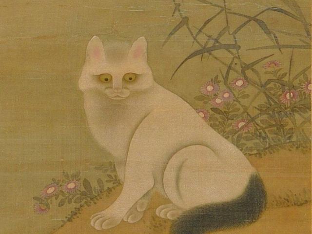 琉球王国時代に描かれた「神猫図」を初公開!首里城公園で動物をテーマにした企画展が開催中