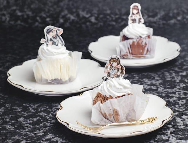 絶対領域ケーキ by アキバ絶対領域A.D.1912