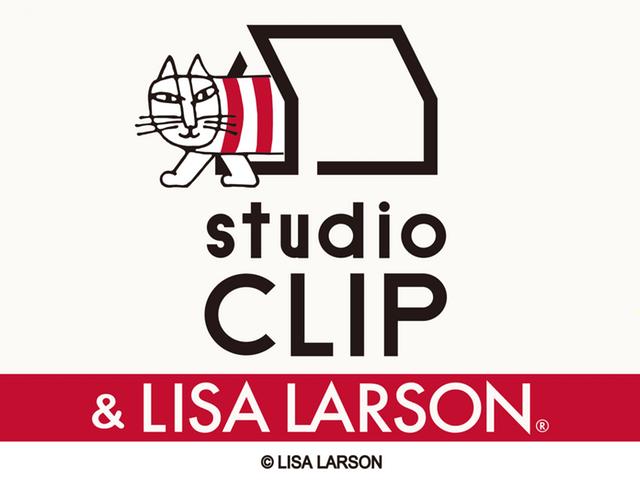 studio CLIPの全店に猫のマイキーグッズが新登場!コラボカフェもあるニャ