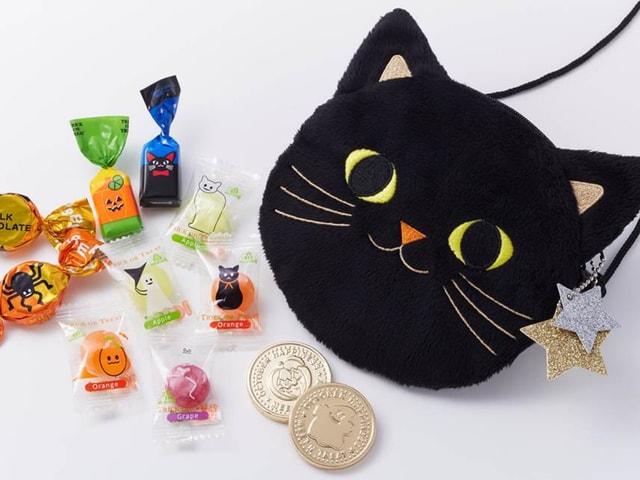 今年も黒猫&クローニャのアイテムが満載!モロゾフのハロウィンギフト
