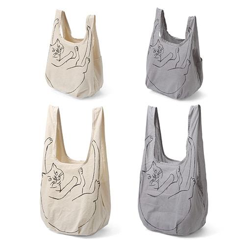 猫のショッパーバッグ by ROOTOTE