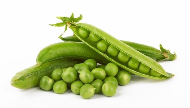 猫砂の主原料「えんどう豆」のイメージ写真