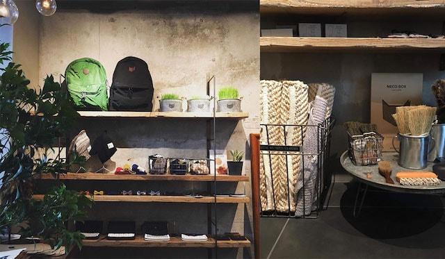 NECOREPA STORE 蔵前の店内イメージ