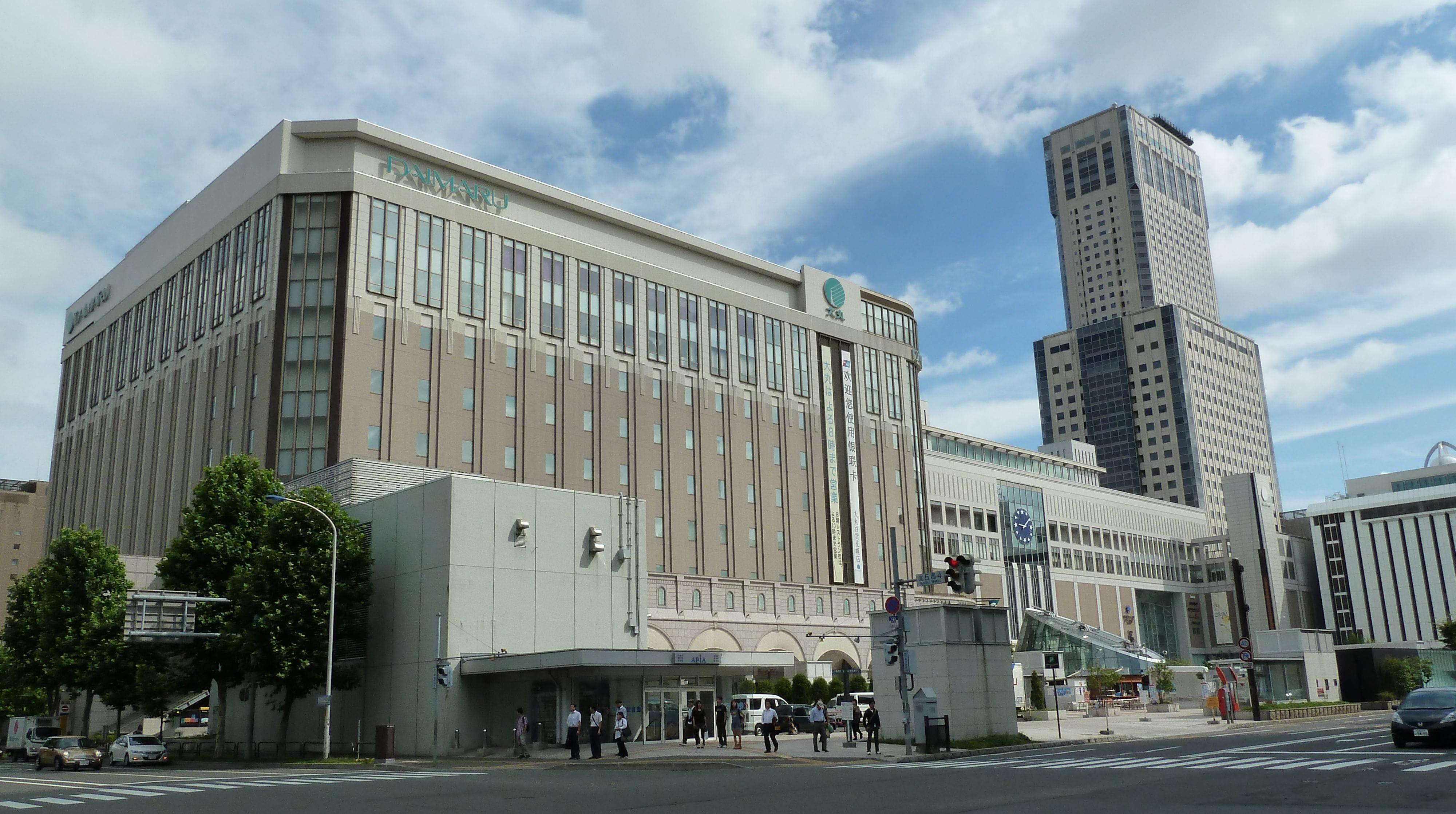 大丸札幌店の外観