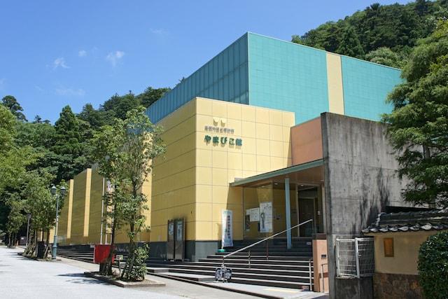 鳥取市歴史博物館やまびこ館の外観イメージ