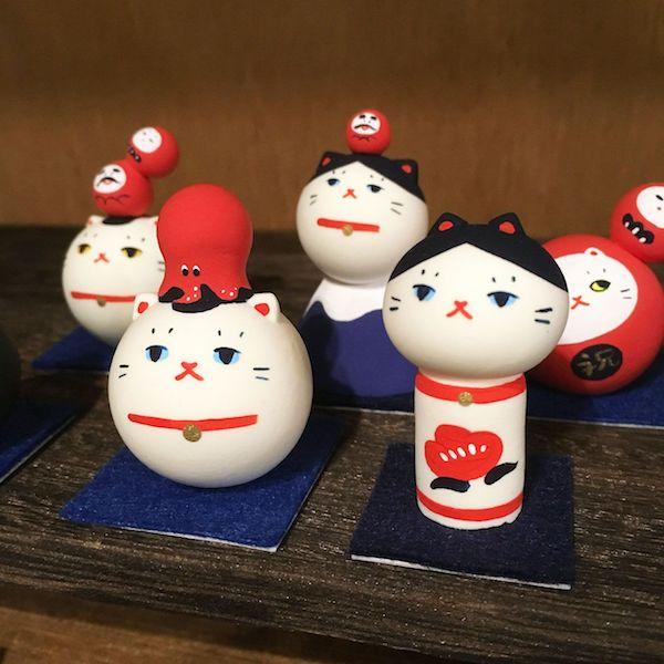 王冠印雑貨店(猫雑貨)の猫グッズ