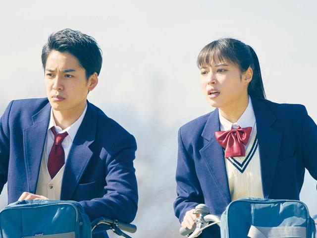 映画「旅猫リポート」福士蒼汰・広瀬アリス・大野拓朗の高校時代の場面写真を公開