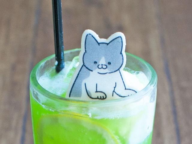 人気猫マンガ「うちの猫がまた変なことしてる。」のコラボカフェが初オープン