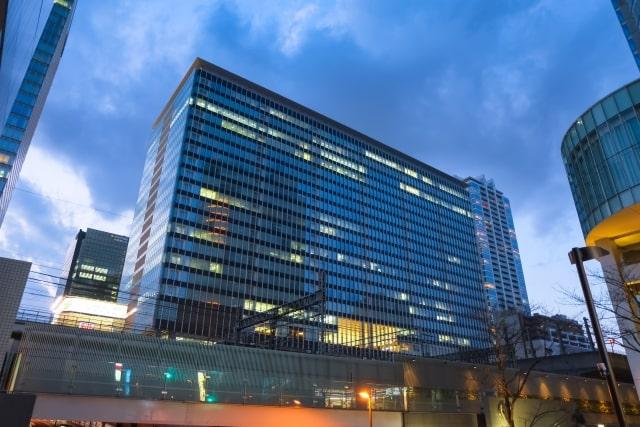 秋葉原のオフィス街イメージ