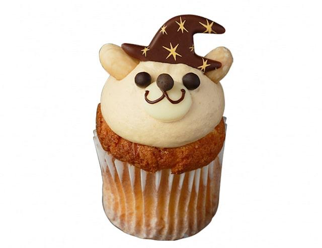 「くま魔女」のカップケーキ by フェアリーケーキフェア