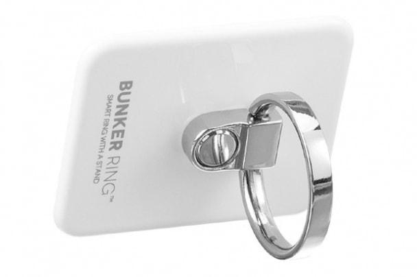 スマホリングBunker Ring