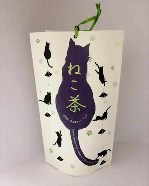 「ねこ茶」のパッケージ写真