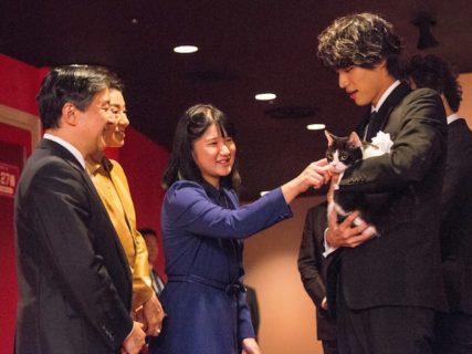 映画・旅猫リポートの試写会を皇太子ご一家が鑑賞、当日の様子を公開