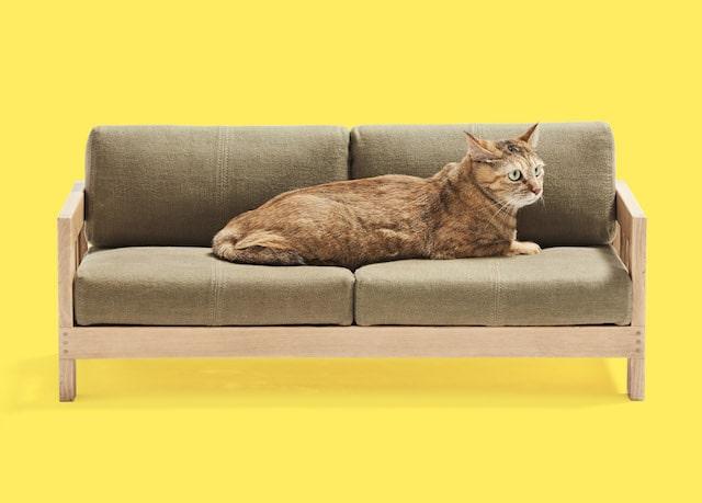 商品名「[42%]SANTA FEソファ189」 by ネコ家具