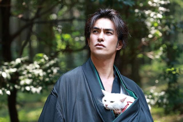 北村一輝主演の映画「猫侍」