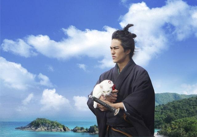 猫侍-南の島へ行く