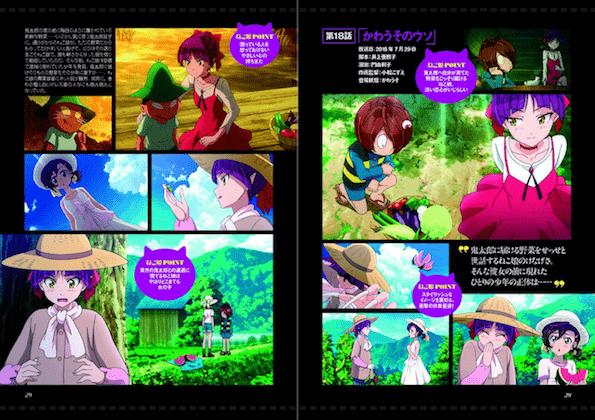アニメ「ゲゲゲの鬼太郎」のねこ娘を徹底解説しているページ